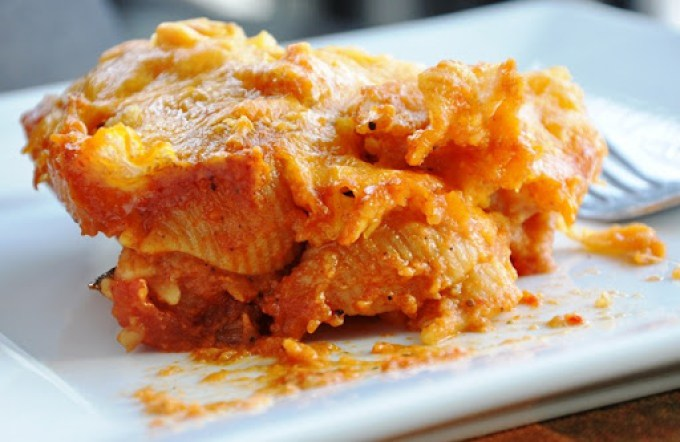salsa mac and cheese 158