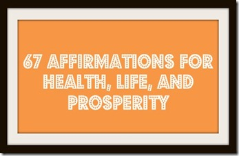 67 Affirmations Free Download