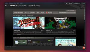 Valve Steam in Ubuntu