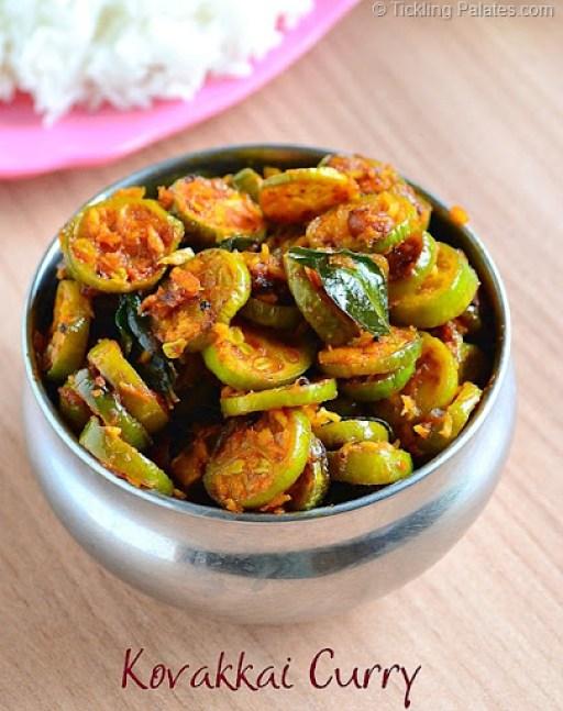 Kovakkai Curry Recipe