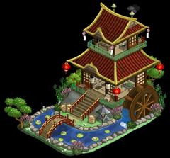 FarmVille Tea House First Look: Jade Falls