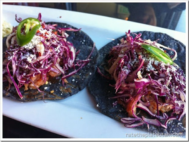 Black Sheep Cafe Hog Jowl Tacos