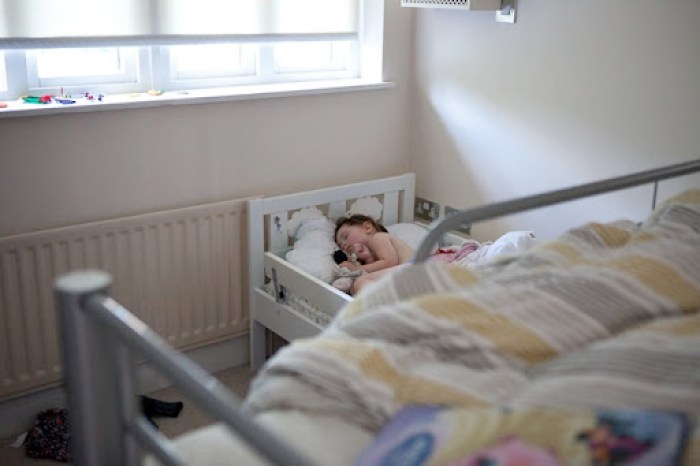 Hannah s bed 1
