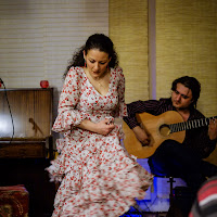 Fuji X-E1 with XF 35mm at a small flamenco concert