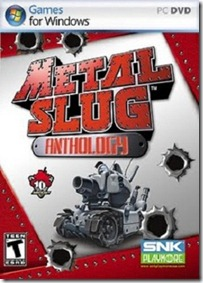 Master Collection Metal Slug X 7 em 1 Reloaded