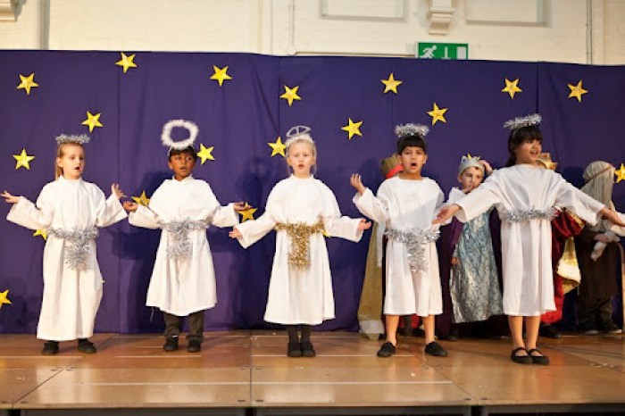 Year Two Christmas Performance 14