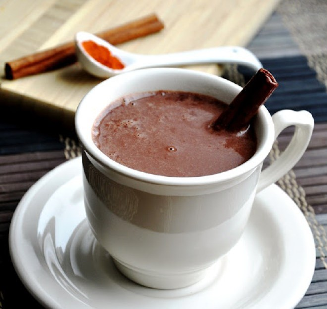mayan hot chocolate 282