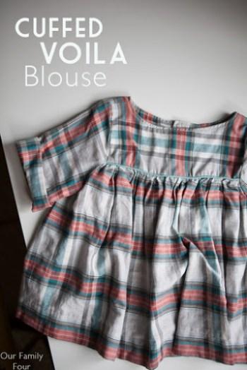 Cuffed Voila Blouse
