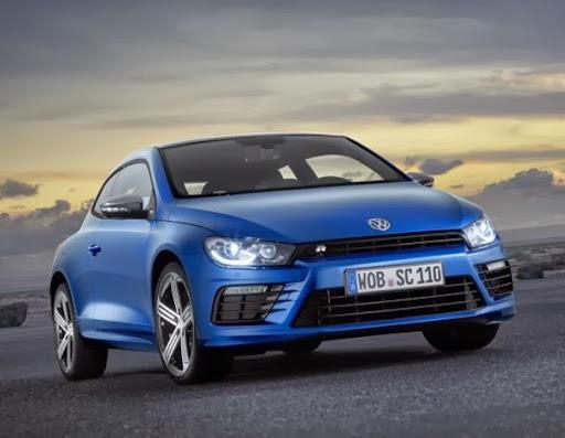 Volkswagen Scirocco 2015 - Imagens vazam na internet