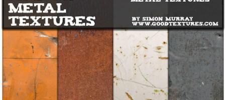 [Textures整理]金屬生鏽材質集-1
