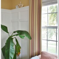 A Few Ways to Fake Window Treatments