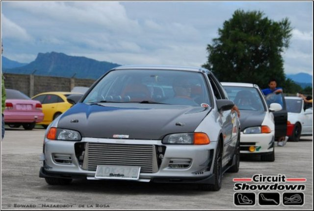 CustomPinoyRides Circuit Showdown Turbo Civic pic1
