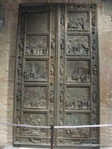 Replica of Gate in Florence - Berlin.JPG