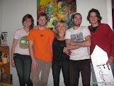 Evan & Flatmates in Halifax, Nova Scotia - Canada-2.JPG
