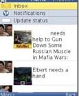 Snaptu - facebook apps