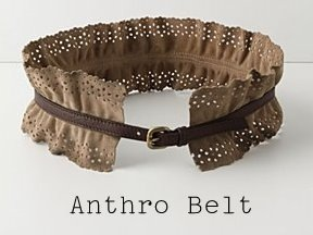 Radiating-Ruffles-Belt
