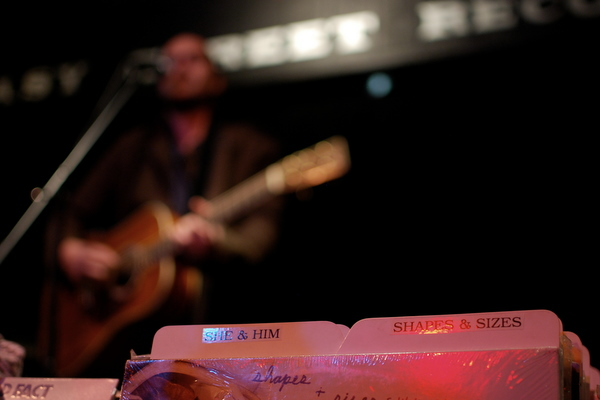 citizen cope, seattle live music, easy street records