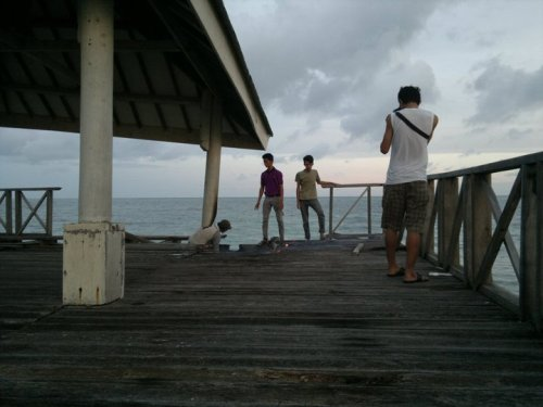 pulau%20tidung%2010 Tak Terlindung Di Pulau Tidung