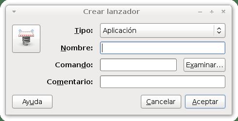 Lanzador de Aplicaciones - Paso 6