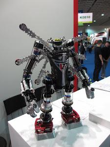 VP Pedal Roboto