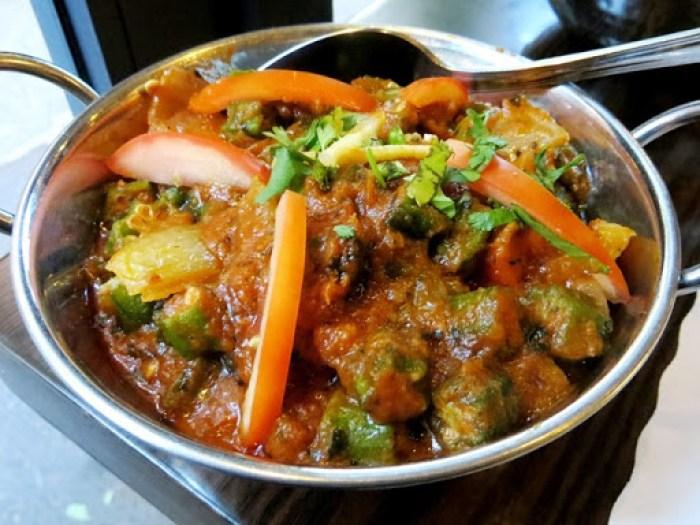 Bhindi Masala - Ahimsa
