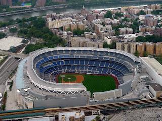 The new Yankee stadium