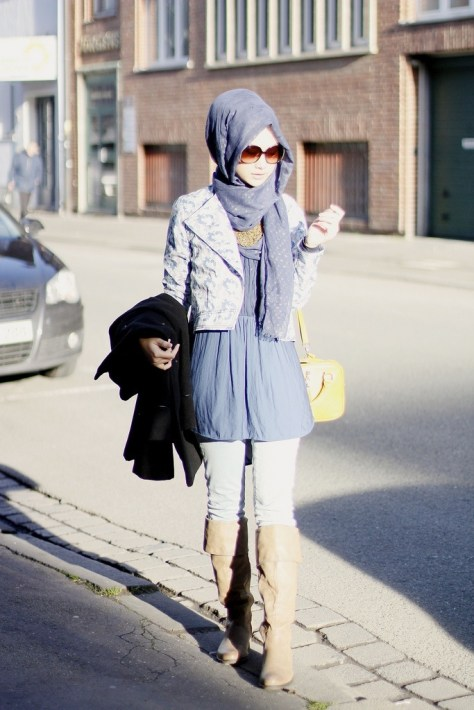 Hijab Fashion 2016 Street Style Styles 7
