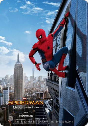 Resultado de imagen para spiderman de regreso a casa (2017)