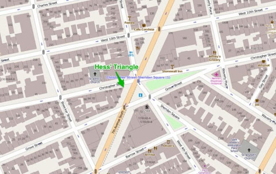 hess-triangle-map