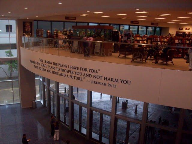 IVLP 2010 - Flight to Houston, Visit To Lakewood - 100_0645.JPG