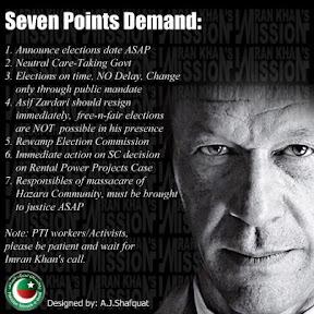 PTI Demands