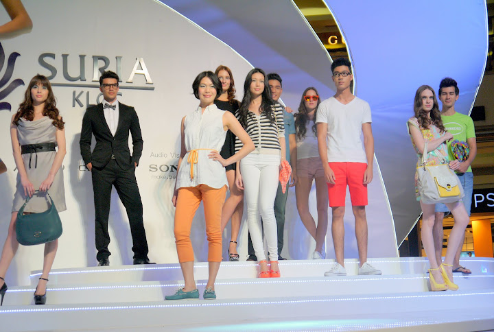 KLCC Spring Summer Fashion Week 2013