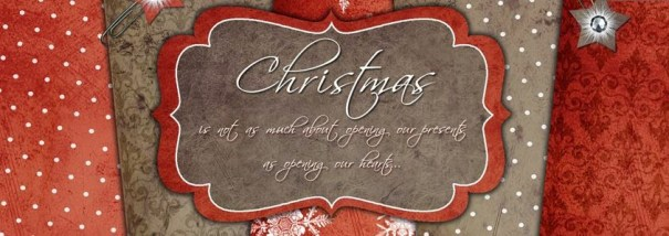 Christmas Facebook Cover Wallpapers
