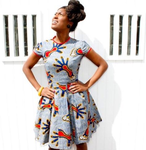 Nigerian kitenge fashion dresses 2016 styles 7