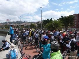 BiciCaravana del día de los Humedales 2016