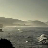Ocean view at Lands End – California – Pacific Ocean