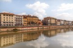 Pisa's waterfront