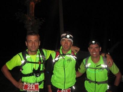 L'équipe des Bartabasprête à en découdre avec Brice, Cyril et Sébastien.