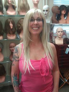 My favorite wig.