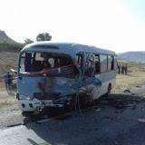 Nouveau drame routier : 5 personnes tuées et 7 autres blessées à Tébessa