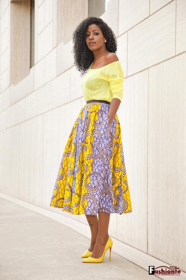 50 Latest Nigerian Lace Skirt And Blouse Ankara Styles 2016 2017 Fashionte