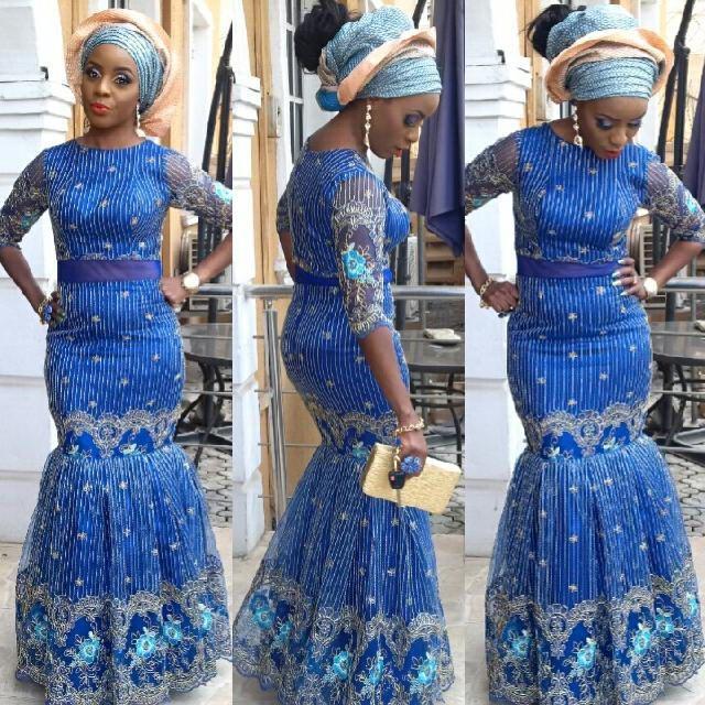 Latest Wedding Digest Nigeria Ankara Dresses 2016 Fashionte