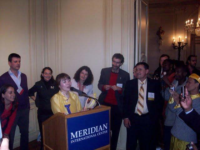 IVLP 2010 - Visit to Meridian International - 100_0400.JPG
