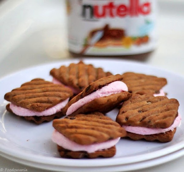 Nutella S'mores in the Oven Recipe