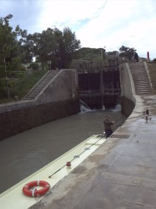 Fonserranes 2nd lock