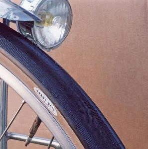 Grand Bois Tyres - Supple Sidewalls, Easy Rolling, Beautiful - $80ea