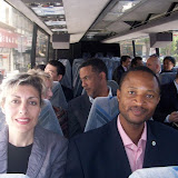 IVLP 2010 - Meeting with California First Lady - Mrs Schazeneger - 100_1439.JPG