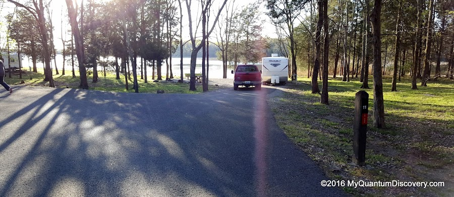 Nashville Tn Seven Points Coe Campground Review My