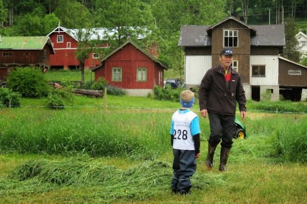 Kosidba u Norveskoj- Turisticka organizacija opštine Ljig165