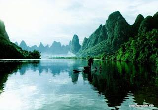 Li River fishing